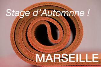 Stage d'automne Danse Feeling Lalie Bena  – Marseille