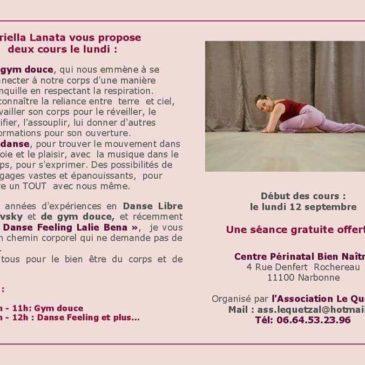 Danse Feeling à Narbonne !