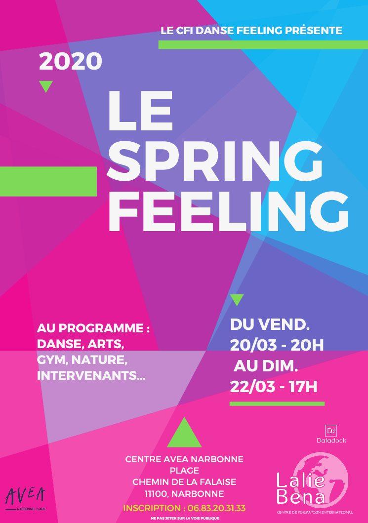 Spring Feeling 2020